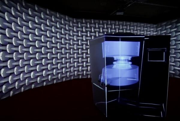 Video Mapping PREXIMA - IMA ACTIVE Open House 28 Oct 2015 @Palazzo Varignana